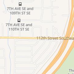 Directions for Silverlake Pizza & Pasta in Everett, WA 711 112th St SE
