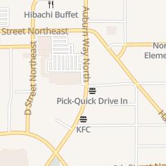 Directions for Big 5 Sporting Goods in Auburn, WA 1221 Auburn Way N