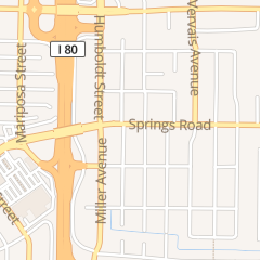 Directions for Original Red Onion llc in Vallejo, CA 1321 Springs Rd