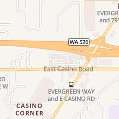 Directions for Manna Teriyaki in Everett, WA 205 E Casino Rd
