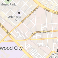 Directions for Attorney Referral Service in Redwood City, CA 303 Bradford St Ste A