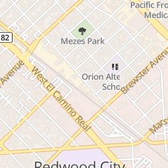 Directions for Craig Duling in Redwood City, CA 899 Arguello St