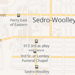 Directions for May Ya Restaurant in Sedro Woolley, WA 903 3rd St
