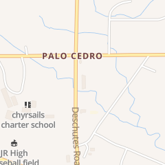 Directions for Anderson Walk-In Medical Clinic in Palo Cedro, CA 9461 Deschutes Rd