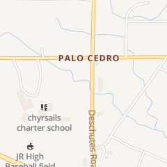 Directions for Auto Clinic in Palo Cedro, CA 9458 Deschutes Rd