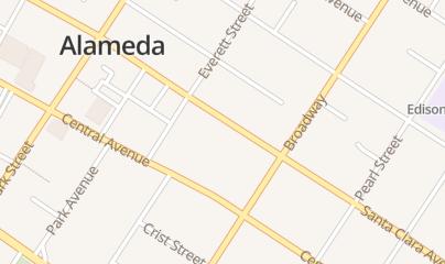 Directions for Lemon Tree Inn in Alameda, CA 2542 Santa Clara Ave