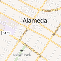 Directions for Alameda Personal Training in Alameda, CA 2414 Central Ave Ste A