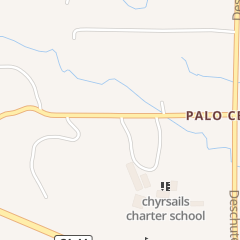Directions for Bishop Quinn Catholic Center in Palo Cedro, CA 21893 Old 44 Dr