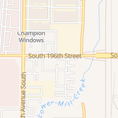 Directions for A WASHINGTON WATER DAMAGE in Kent, WA 19612 70Th Ave S Ste 2