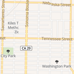 Directions for Kay's Auto Sales in Vallejo, CA 540 Tennessee St
