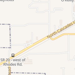 Directions for Cascade Pizza in Sedro Woolley, WA 852 W State Route 20