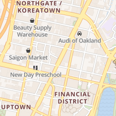 Directions for Peoples Barber llc in Oakland, CA 2337 Broadway