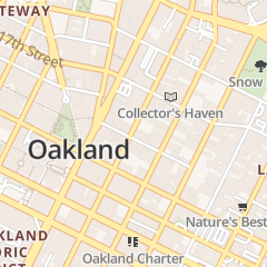 Directions for Unext in Oakland, CA 396 15Th St
