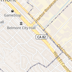 Directions for Cafe Monk llc in Belmont, CA 1504 El Camino Real