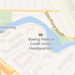 Directions for Boeing Employees' Credit Union in Tukwila, WA 12770 Gateway Dr S