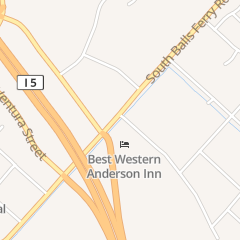 Directions for Best Western in Anderson, CA 2688 Gateway Dr