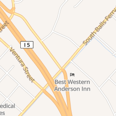 Directions for Subway Sandwiches in Anderson, CA 2741 Mcmurray Dr