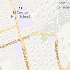 Directions for American Nails in El Cerrito, CA 7514 Fairmount Ave