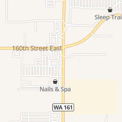 Directions for Sunrise Nails & Spa in Puyallup, WA 16116 Meridian E Ste K