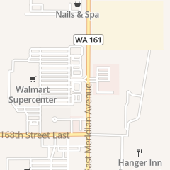 Directions for Regal Nails Salon & Spa in Puyallup, WA 16502 Meridian E Ste D