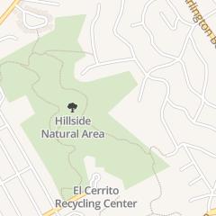 Directions for Schnurr Lorraine Phd - Ofc. in El Cerrito, CA 1307 Univ Avenue Brk