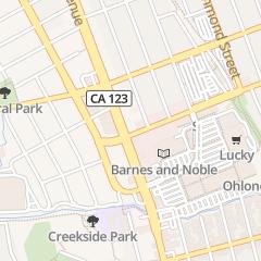 Directions for Nancy Ewing Phd in El Cerrito, CA 6323 Fairmount Ave