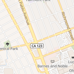 Directions for Wen Wu School of Internal Martial Arts Inc in El Cerrito, CA 10124 San Pablo Ave