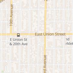 Directions for Adey Abeba in Seattle, WA 2123 e Union St