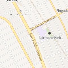 Directions for Therapeutic Massage Center in El Cerrito, CA 10360 San Pablo Ave