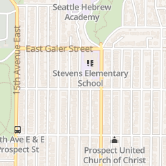 Directions for Kids Club in Seattle, WA 1242 18th Ave E