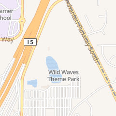 Directions for Wild Waves Theme Park in Federal Way, WA 36201 Enchanted Pkwy S