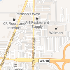 Directions for Del Taco in Federal Way, WA 34528 16th Ave S