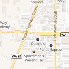 Directions for Multicare Federal Way Urgent Care in Federal Way, WA 1413 S 348th St Ste L104