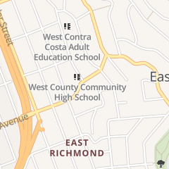 Directions for Mount Zion Lutheran Church in Richmond, CA 5714 Solano Ave