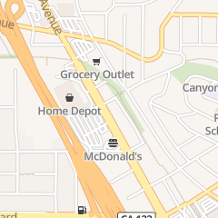 Directions for Aroma Therapeutic in El Cerrito, CA 11882 San Pablo Ave