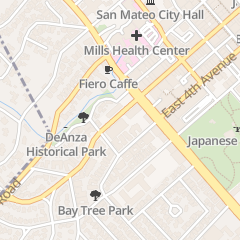 Directions for City of San Mateo in San Mateo, CA 55 W 3d Ave