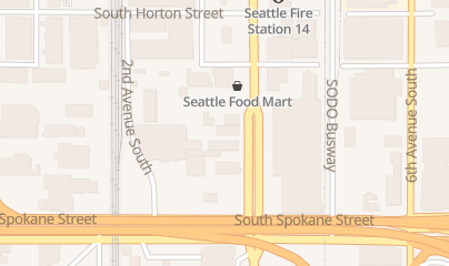 Directions for The Siren Tavern in Seattle, WA 3403 4th Ave S