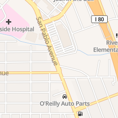 Directions for Lammers Vet Hospital in Richmond, CA 13122 San Pablo Ave