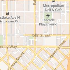 Directions for BLETHEN J A in Seattle, WA Fairview N & John