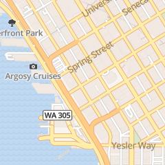 Directions for Lizardtech in Seattle, WA 1008 Western Ave Ste 200