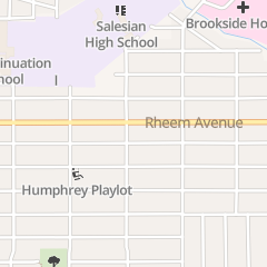 Directions for Living Hope Neighborhood Church in Richmond, CA 2800 Rheem Ave