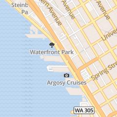 Directions for CRAB POT RESTAURANT in SEATTLE, WA 1301 ALASKAN WAY