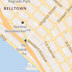 Directions for NICHOLS PENSIONE in Seattle, WA 1923 1St Ave