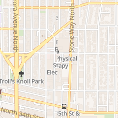 Directions for Robert Mcneel & Associates in Seattle, WA 3670 Woodland Park Ave N