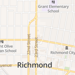 Directions for Lucky Locksmith in Richmond, CA 516 23rd St