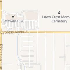 Directions for Redding Radiator in Redding, CA 1231 E Cypress Ave