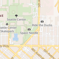 Directions for SPACE NEEDLE in Seattle, wa 400 Broad St