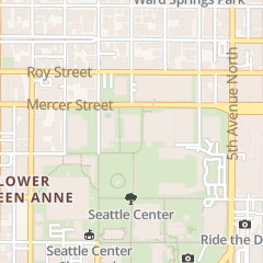 Directions for Seattle Center in Seattle, WA 305 Harrison St