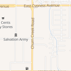 Directions for Upper Crust Pizza CO in Redding, CA 2727 Churn Creek Rd