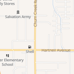 Directions for Deborah Black Enrolled Agent in Redding, CA 2895 Churn Creek Rd